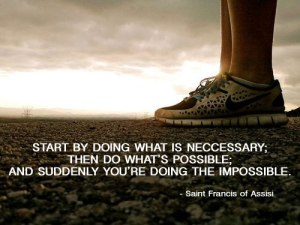 Master The Art Of RUNNING Towards Your Goals